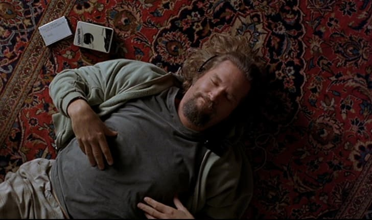 Jeff Bridges stars in 'The Big Lebowski' (1998)