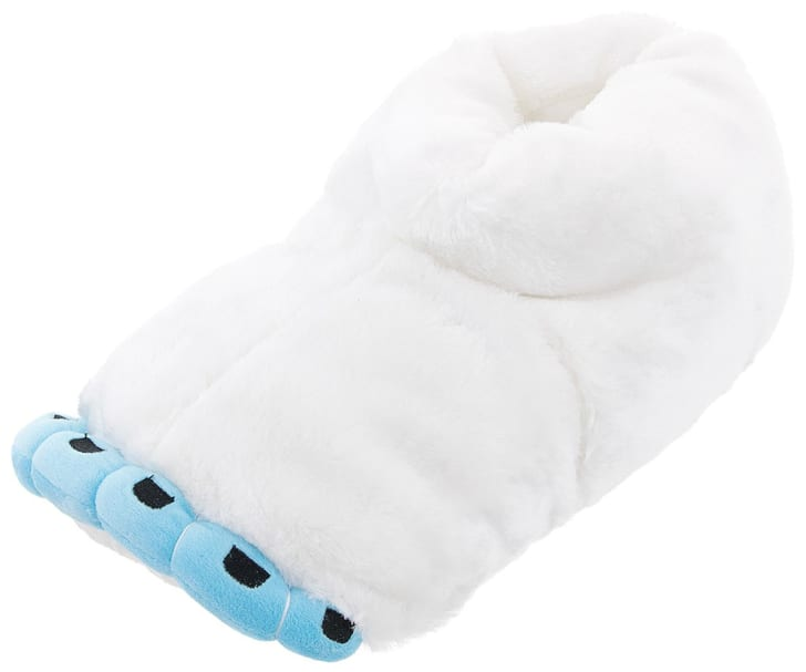 9a5a747acc50 22 Unusual Slippers To Keep Your Feet Warm