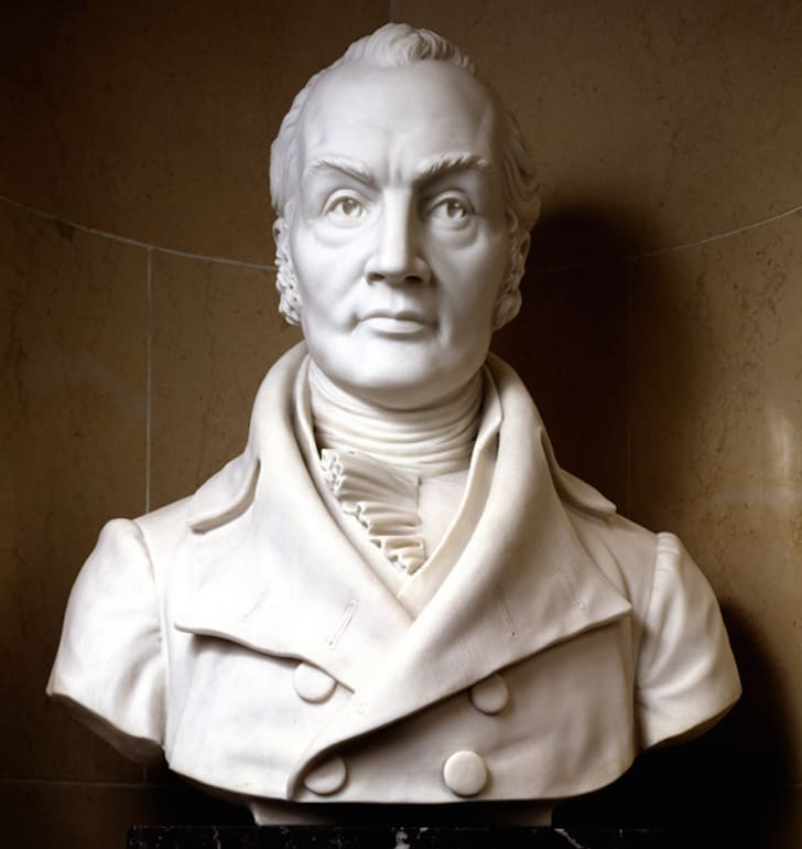 Bust of Aaron Burr