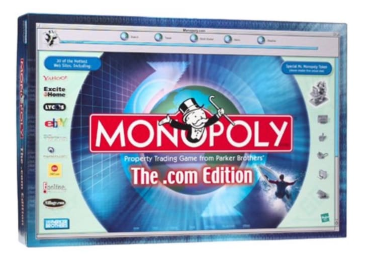 Monopoly: The .Com Edition