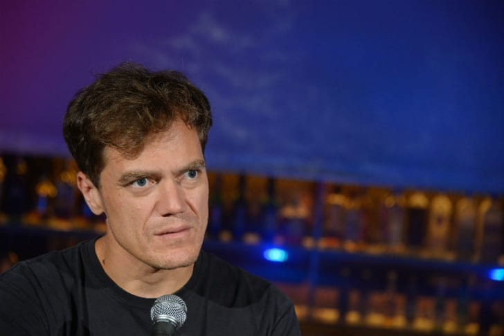 A 2012 photo of Michael Shannon