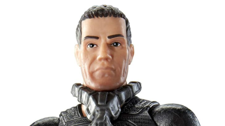A General Zod toy that resembles Michael Shannon