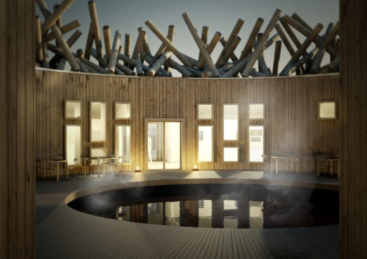The Arctic Bath Hotel and Spa