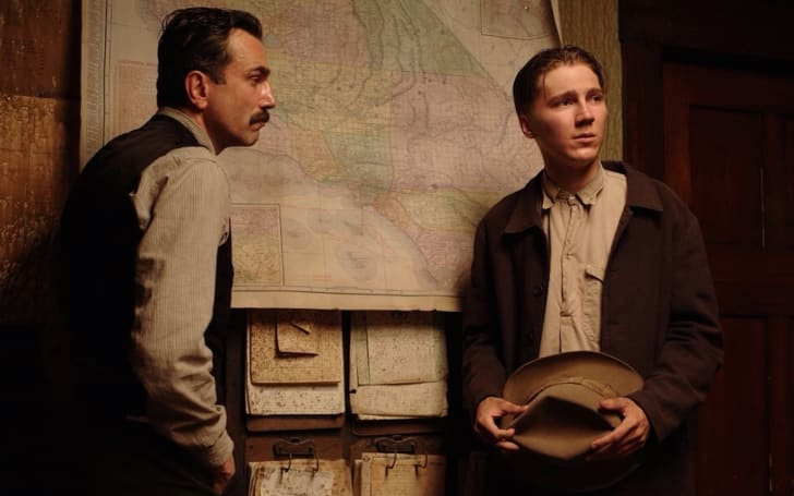 Daniel Day-Lewis and Paul Dano in 'There Will Be Blood'