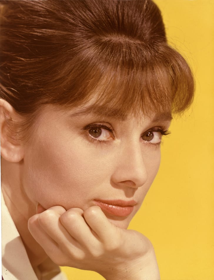 Photo of Audrey Hepburn