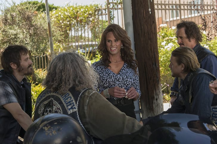 Walton Goggins in 'Sons of Anarchy'