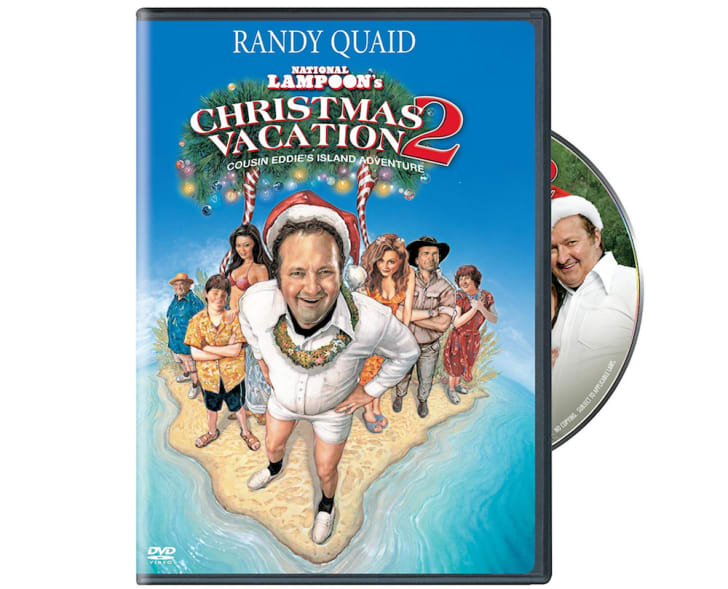 Christmas Vacation 2: Cousin Eddie's Island Adventure DVD