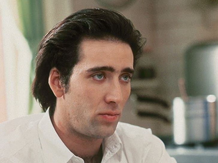 Nicolas Cage in 'Moonstruck' (1987)