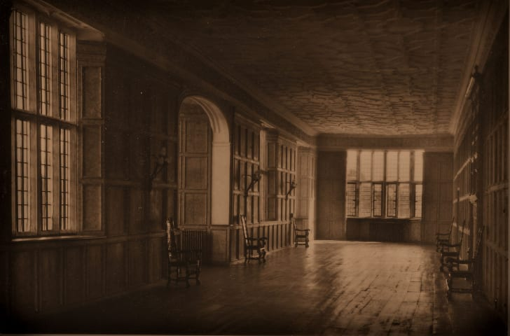 The Long Gallery, Bramshill House