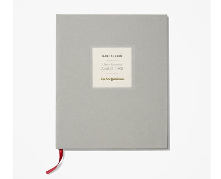 Special Day Book, sold by The New York Times Store
