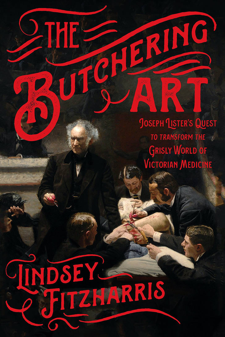 Cover of The Butchering Art