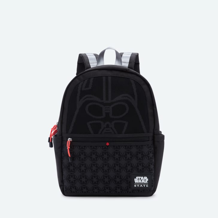 A Star Wars Darth Vader backpack from State Bags