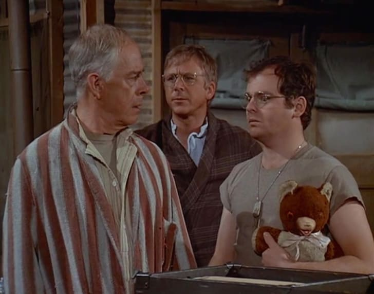 Gary Burghoff as Radar in MASH
