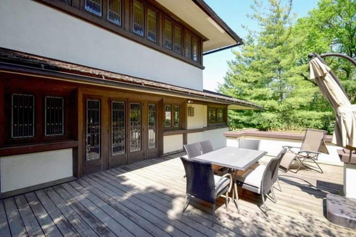 5 Frank Lloyd Wright Homes You Can Buy Right Now | Mental Floss