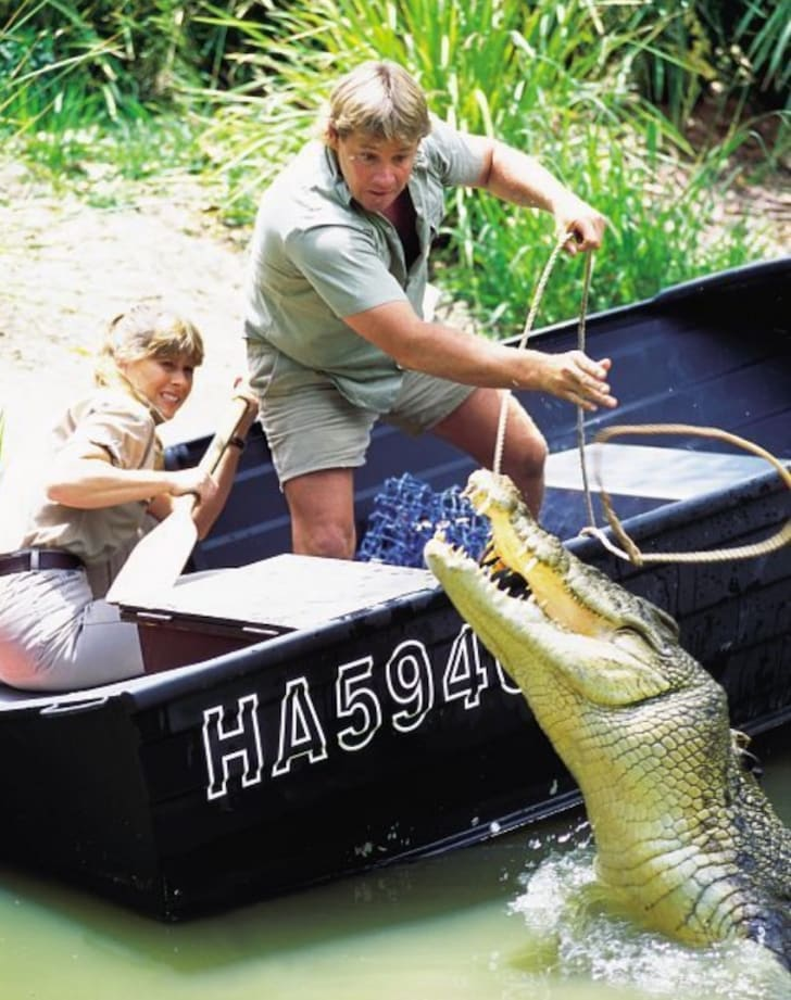 13 Facts About Steve Irwin and The Crocodile Hunter | Mental Floss
