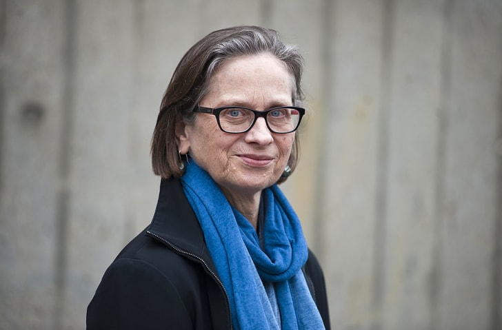 US author Lydia Davis