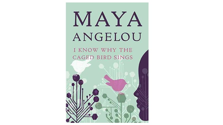 The cover of 'I Know Why the Caged Bird Sings'