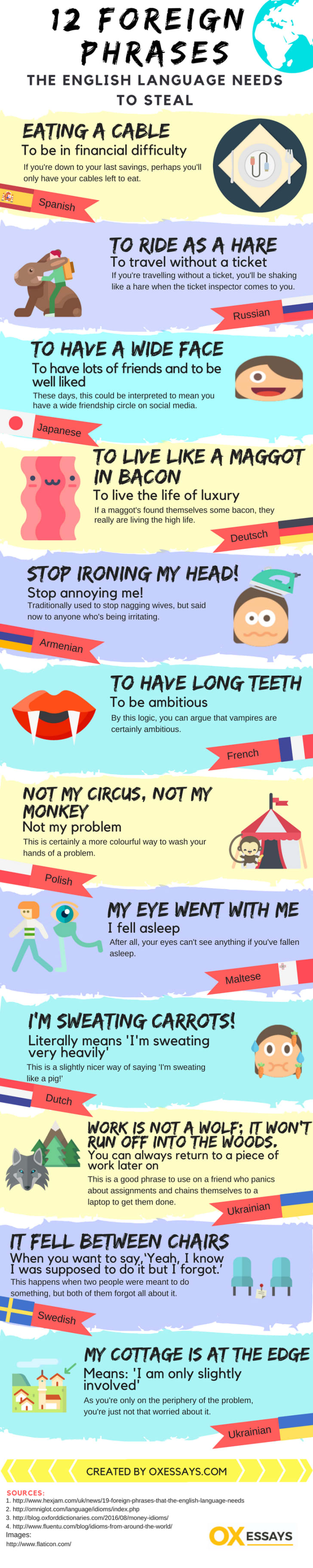 12 Fantastic Foreign Phrases We Should All Be Using   Mental