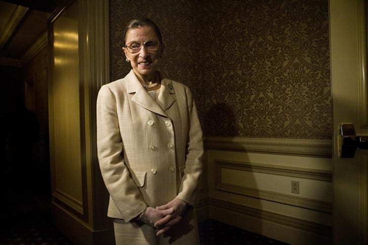 d8c8657ba 15 Things You Should Know About Ruth Bader Ginsburg | Mental Floss