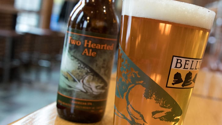 Two Hearted Ale Bell's Brewery beer