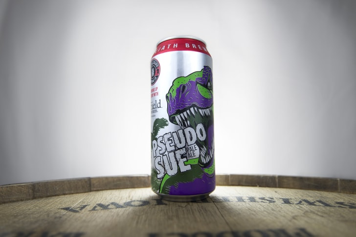Pseudosue Toppling Goliath Brewing Co.