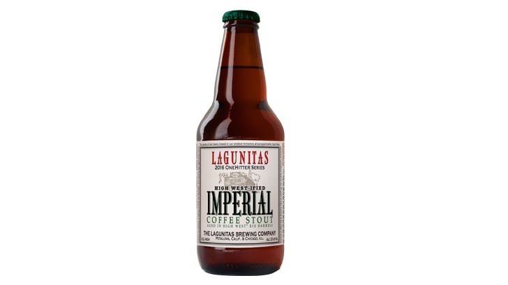 High West-ified Imperial Coffee Stout Lagunitas Brewing Company beer