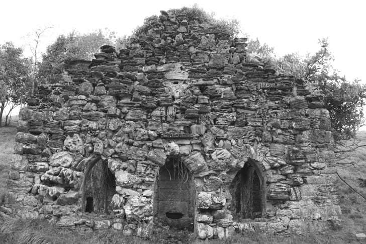 The hermitage at Waterstown, County Westmeath, Ireland.