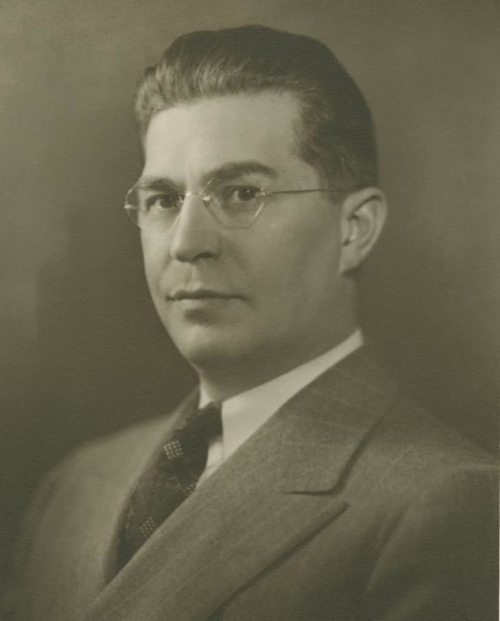 Robert Kehoe in the 1930s.
