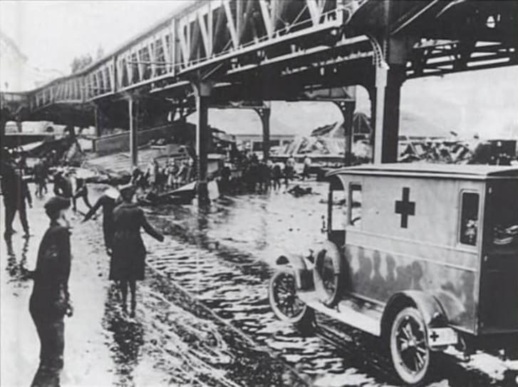 100 Years Later: Remembering Boston's Great Molasses Flood