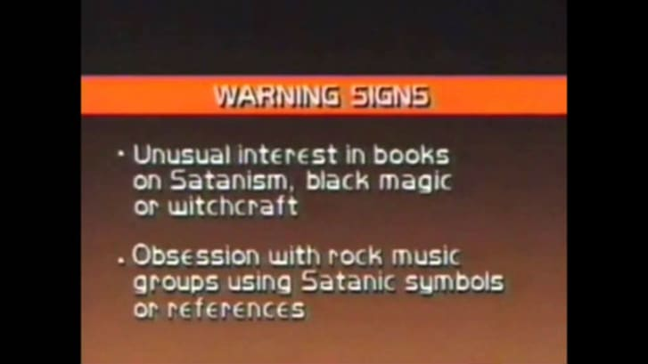 The Devil Made Them Do It: 8 Examples of Satanic Panic in the '80s