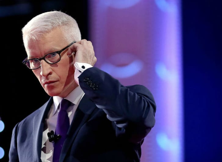 11 Things You Might Not Know About Anderson Cooper | Mental