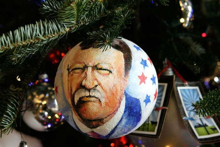 Which President Banned Christmas Trees From The White House.7 Things Once Banned From The White House Mental Floss
