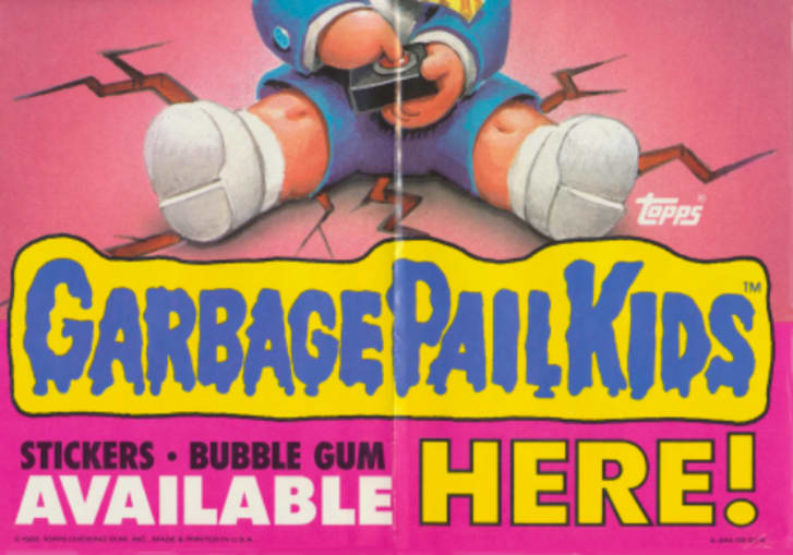 Trash for Cash: An Oral History of Garbage Pail Kids | Mental Floss