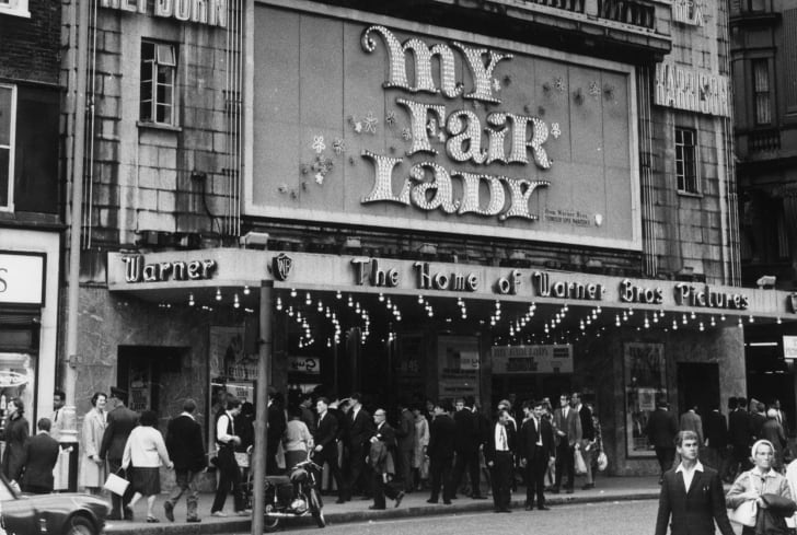 15 Loverly Facts About 'My Fair Lady' | Mental Floss