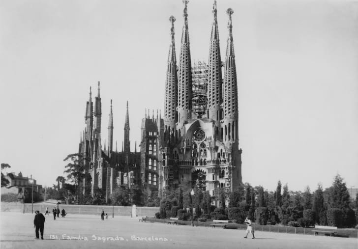 Gaudí's Accidental Death: Why The Great Architect Was