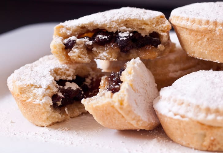 Photo of mincemeat pies