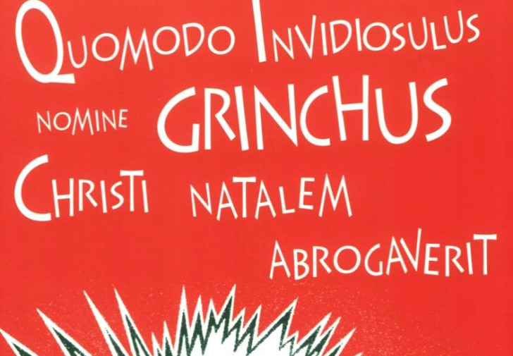 10 Popular Children's Books That Have Been Translated Into Latin
