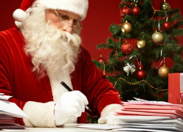 Which Organization Tracks Santas Flight On Christmas Eve.10 Historical Facts About Santa Letters Mental Floss