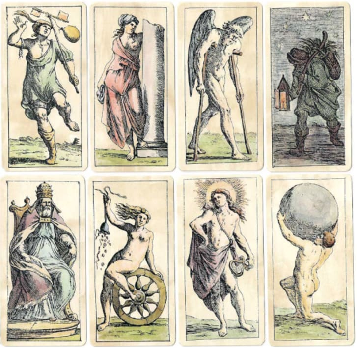 Tarot Mythology: The Surprising Origins of the World's Most