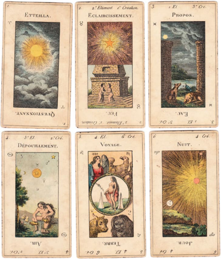 photo about Printable Tarot Cards With Meanings titled Tarot Mythology: The Unexpected Origins of the Worlds Greatest