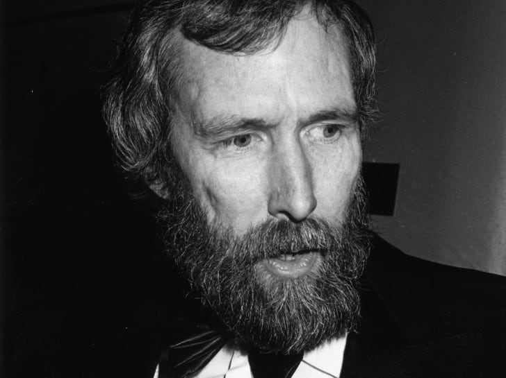 A photo of Jim Henson