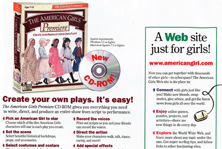25 Spirited Facts About American Girl Dolls   Mental Floss