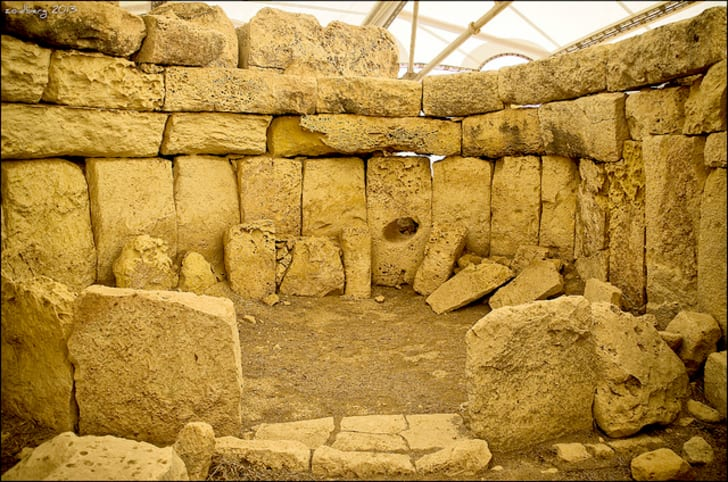 Malta's Megalithic Temples are Spectacular | Mental Floss