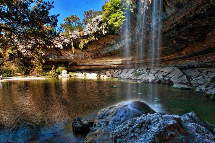 11 Hidden Waterfalls and Swimming Holes You Can Visit This Summer