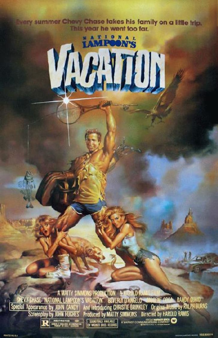 14 Road-Worthy Facts About National Lampoon's Vacation