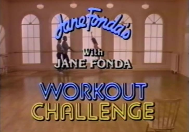 How 'Jane Fonda's Workout' Conquered the World | Mental Floss