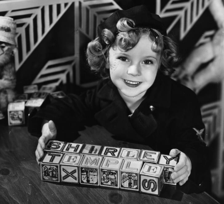 5 Things You Didn't Know About Shirley Temple | Mental Floss