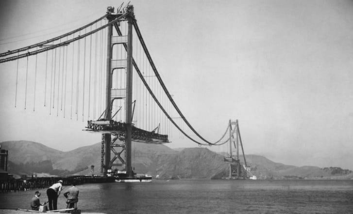 20 Awesome Facts About the Golden Gate Bridge | Mental Floss