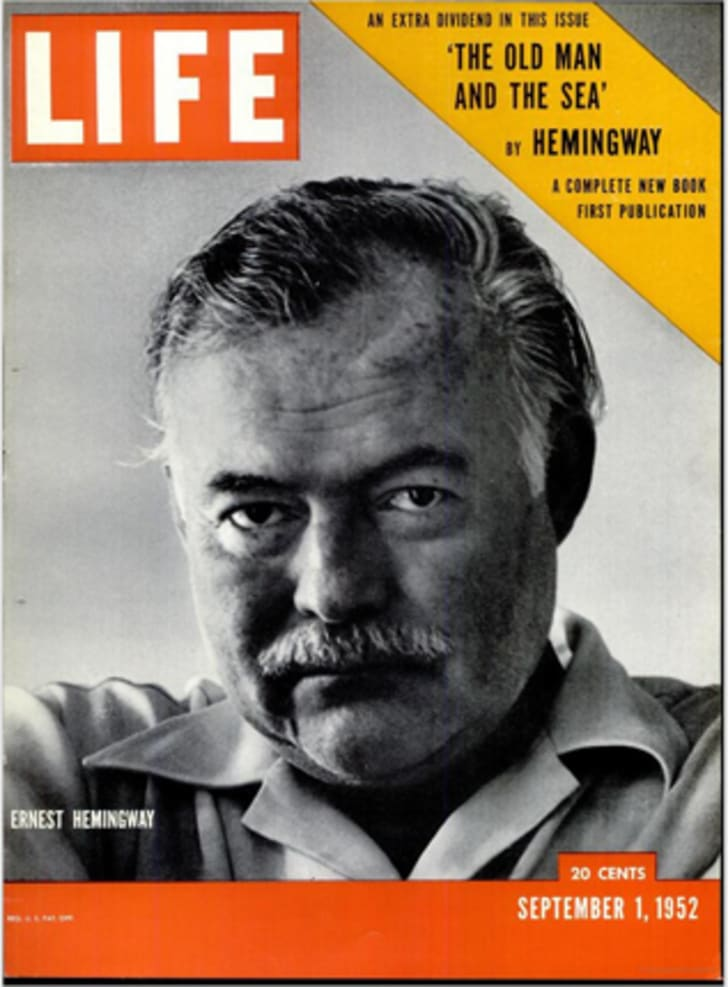 a51a5d079 11 Facts About Hemingway's 'The Old Man And The Sea' | Mental Floss