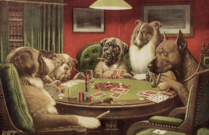 15 Things You Should Know About Dogs Playing Poker | Mental